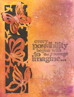 Every Possibility: Quote for August 16, 2012