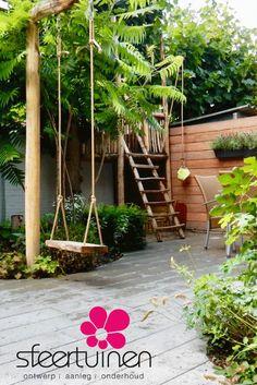 Back Gardens, Small Gardens, Outdoor Gardens, Outside Living, Outdoor Living, Dream Garden, Home And Garden, Garden Cottage, Outdoor Play Areas