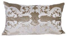 Callisto Home page, gorgeous pillows
