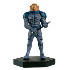 Doctor Who - General Staal Figurine