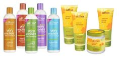 Alba products have the best smells and are all natural. love them.