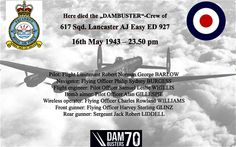 New German plaque for downed Dambuster bomber - Telegraph