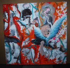 Kurt Cobain original art work