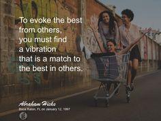 #abrahamhicks #relationships #evoke