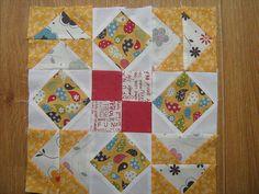 Block-a-Palooza - Block 12 by Fiona @ Poppy Makes, via Flickr