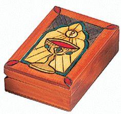 Wood Keepsake Box from Poland