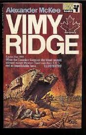 Vimy Ridge by Alexander McKee