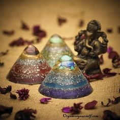 Make Orgonite | Orgonise Yourself  Orgonite is a powerful spiritual tool.  Since orgonite has the ability to transform negative and stagnant energy to positive energy, having it around you will help you find spiritual balance.