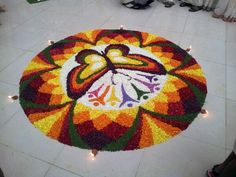 10 Trending Pookalam Designs For Onam