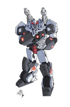 Here is a pic of RID prowl I just colored. The line art came from Andrew Griffith hope everyone likes it you can see the line art here