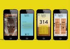 D&AD WWF - Planit Points on Behance