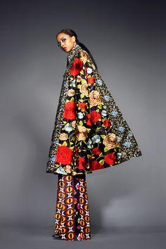 #Duru Olowu fall 2013  African Fashion #2dayslook #AfricanFashion #nice  www.2dayslook.nl