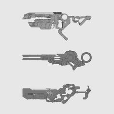 Heavy Weapon Sketch, Mark Chang on ArtStation at https://www.artstation.com/artwork/LZRZr
