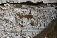 The solar boat of the god Ra-Atum worshipped by four baboons
