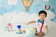 Ideas for Cake Smash Photography Sets Cake Smash Photography, Love Photography, Smash Cakes, Photographing Babies, Hot Air Balloon, Gabriel, Balloons, Archangel Gabriel, Globes