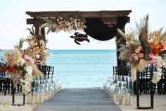 "Say ""I Do"" to the ultimate destination wedding at Secrets Akumal Riviera Maya. Secrets Akumal Riviera Maya, White Sand Beach, Resorts, Destination Wedding, The Secret, Mexico, Table Decorations, Vacation Places, Beach Resorts"