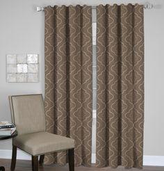 Gia Window Curtain Panel