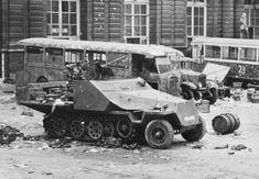 Sdkfz 251/17 Ausf. D Schützenpanzerwagen (2cm FlaK38).