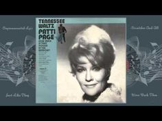 PATTI PAGE tennessee waltz Side Two