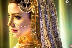 Anushka in Wedding  Jwellery