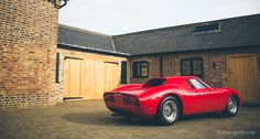 DK Engineering is a sworn protector of the Prancing Horse | Classic Driver Magazine