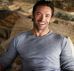 Hugh Jackman aka Wolverine