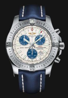 O meu Breitling sob medida - Breitling Colt Chronograph - Relógio de desporto SuperQuartz™