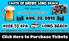 8/22/15  Taste of Brews - Long Beach