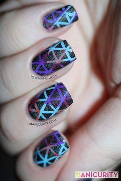 Digit-al Dozen: Triangles on Triangles on Triangles!
