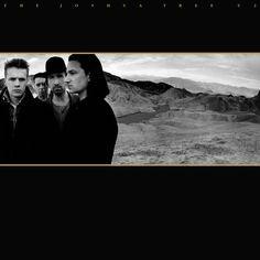 'The Joshua Tree' van U2 op AppleMusic