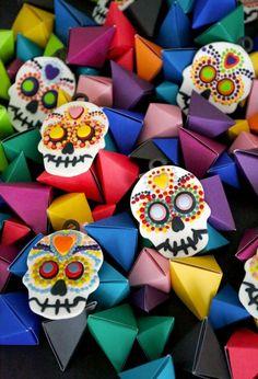 DIY Sugar Skulls / Crafted in Carhartt