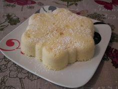 Gâteau de savoie, au Micro Ondes
