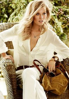 Massimo Dutti S/S 2013............love this look