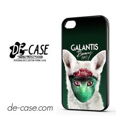 Galantis Runaway U & I DEAL-4510 Apple Phonecase Cover For Iphone 4 / Iphone 4S