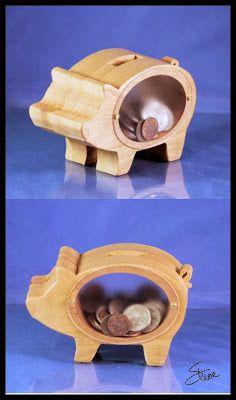 Piggy bank pattern