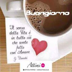 Video Gratis, Italian Quotes, Sweet Life, Good Mood, Good Morning, Messages, Words, Google, Comfort Zone