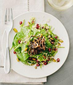 coconut quinoa spinach salad more amazing recipe spinach salad coconut ...