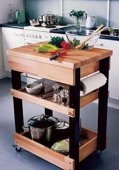 Küchenwagen RETRO von Sit | kitchen | Pinterest | Retro | {Küchenwagen 29}
