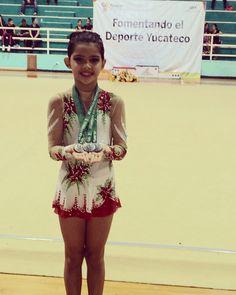 Medallas en gimnasia rítmica