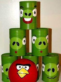Juega Angry Birds con tus hijos en casa, ¡pero en la vida real! | ¿Qué Más?