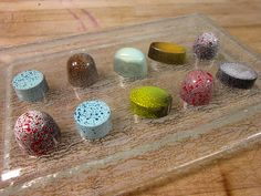 Chocolate Bonbons by Pastry Chef Antonio Bachour (St. Regis Bal Harbour Resort)