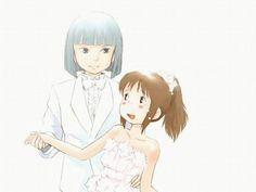 Chihiro and Haku's wedding