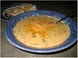 Creamy Moosewood Vegetable Soup