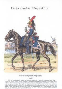 Line Dragoon 1805 Nassau, Army Uniform, Military Uniforms, French Army, French Revolution, Medieval Clothing, Napoleonic Wars, Troops, Soldiers