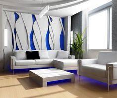 Wohnzimmer Tapeten Ideen Modern U2013 Dumss.com