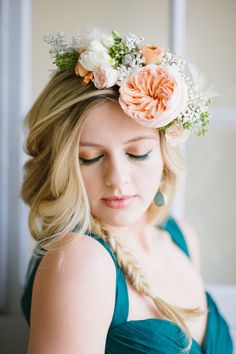 Emerald Wedding Inspiration from Natalie Franke Photography + elleDesigns  Read more - http://www.stylemepretty.com/2013/04/18/emerald-wedding-inspiration-from-natalie-franke-photography-elledesigns/