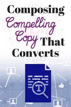 Composing Compelling Copy that will Convert for your Facebook Ads Click to learn the tips you need to make your Facebook ads successful. #marketingstrategy #marketingtips #MegBrunson Facebook Business, Facebook Marketing, Affiliate Marketing, Social Media Marketing, Online Business, About Facebook, How To Use Facebook, Social Media Tips