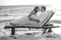 sunrise punta cana rock the dress | couples boudoir. {krista + pat}