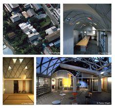 Architect: Toyo Ito.  Project: Silver Hut.  Location: Nakano-ku, Tokyo, Japan.  Date: 1984