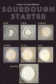 Sourdough Starter Tutorial. It only takes 7 days to make a healthy sourdough starter full of health boosting probiotics!